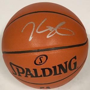 """Golden State Warriors"" Kevin Durant signed Basketball"