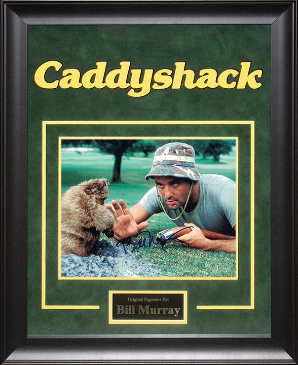 """Caddyshack"" - Bill Murray Signed 8x10 Photo"