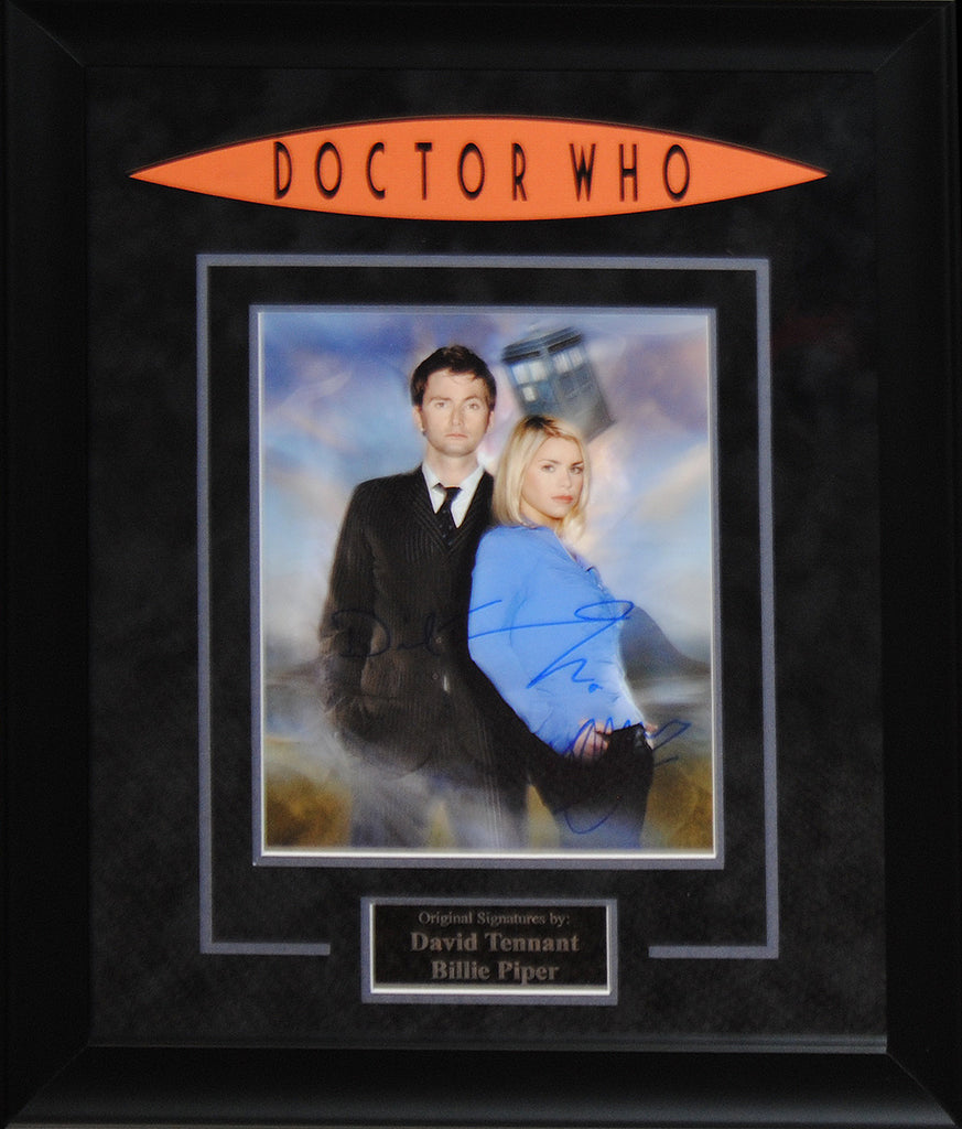 """Doctor Who"" - Cast Signed 8x10 Photo"
