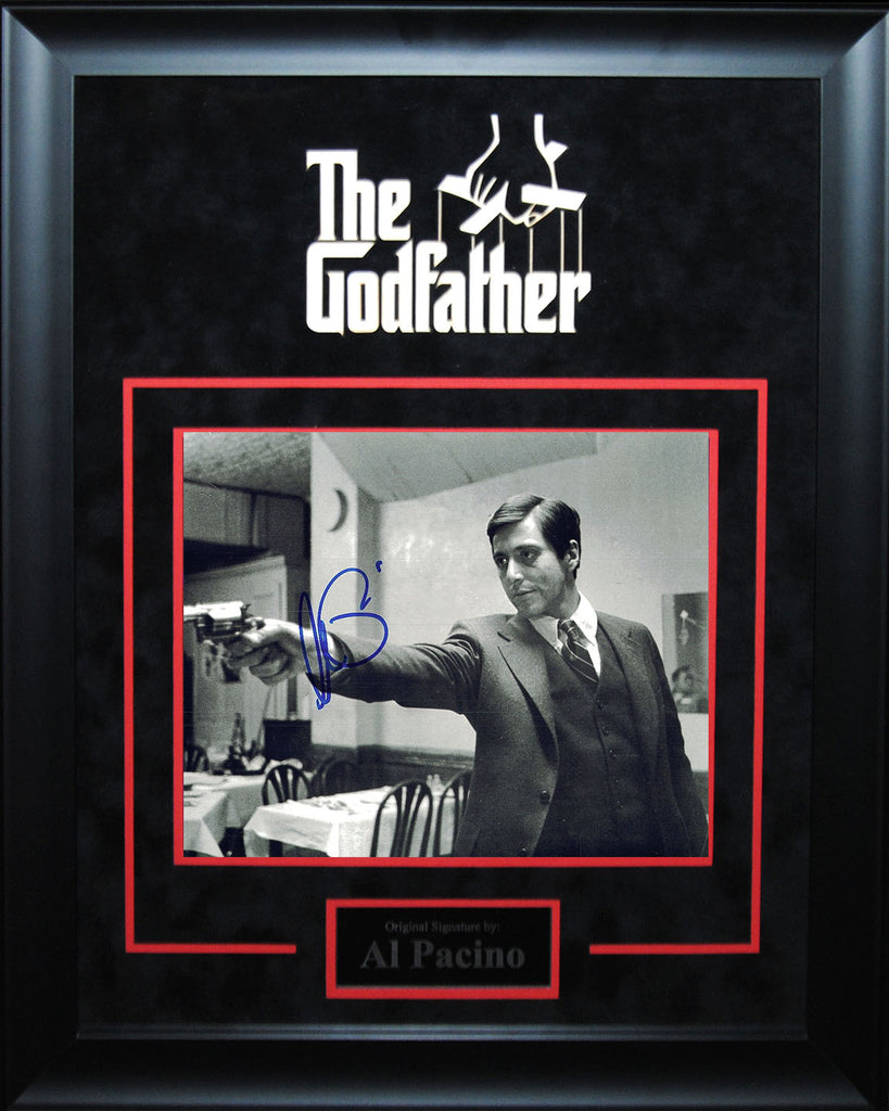 """Godfather"" - Al Pacino Signed 8x10 Photo (Option 1)"