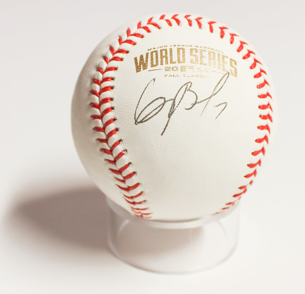 San Francisco Giants - Gregor Blanco signed baseball