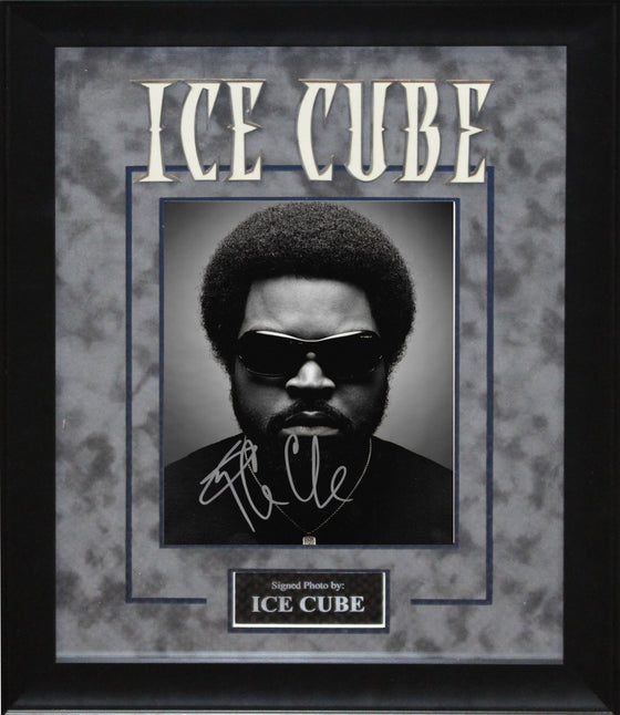 Ice Cube - Signed 8x10 Photo