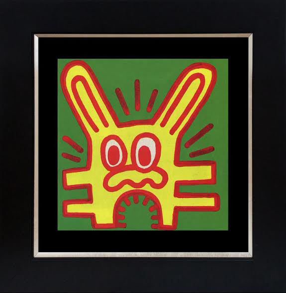 Keith Haring - 'Untitled'