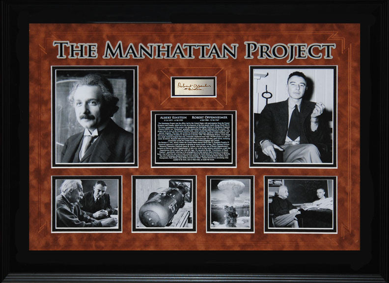 """The Manhattan Project"""