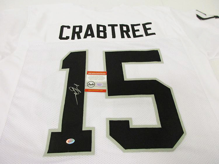 oakland raiders michael crabtree jersey
