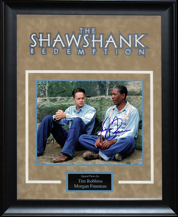"""Shawshank Redemption"" - Cast Signed 8x10 Photo"