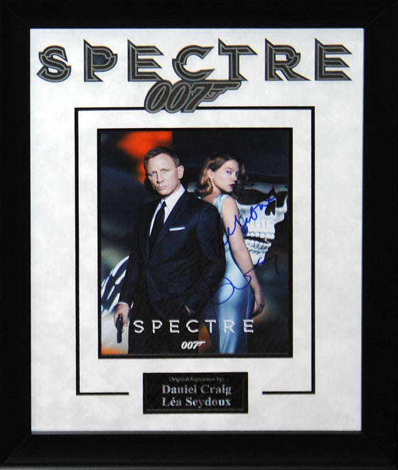 """James Bond: Spectre"" - Cast Signed 8x10 Photo"