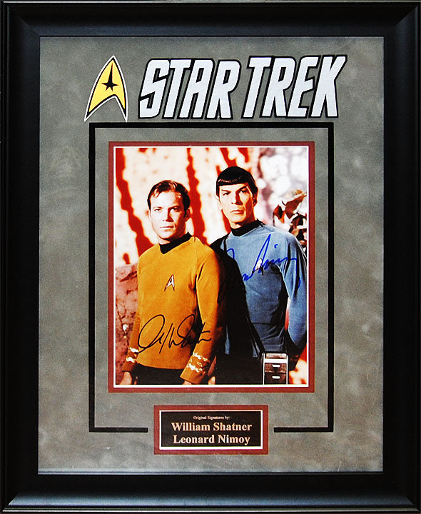 """Star Trek"" - Cast Signed 8x10 Photo (Option 1)"