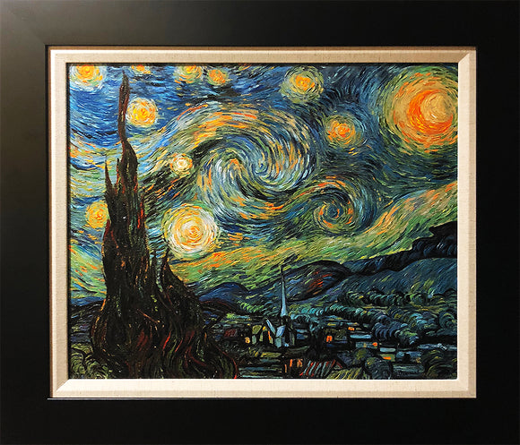 Vincent Van Gogh - 'Starry Night'