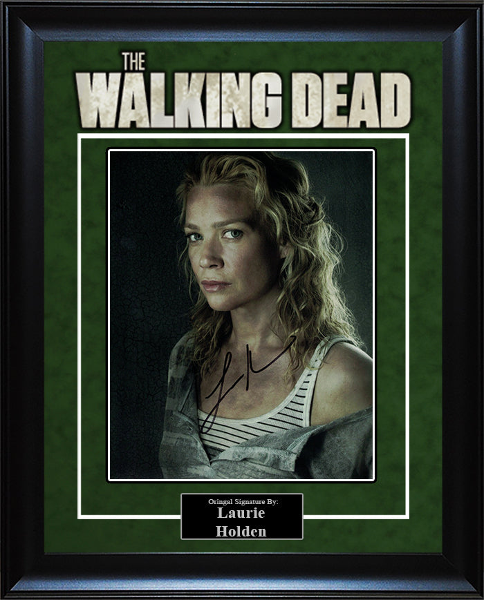 The Walking Dead Laurie Holden Signed 8x10 Photo Antiquitiesca
