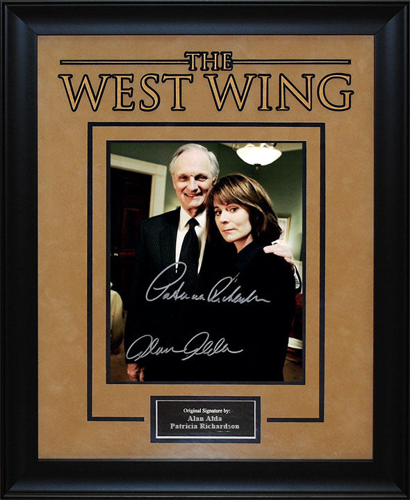 """The West Wing"""" - Cast Signed 8x10 Photo"