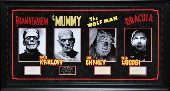 """The Universal Monsters"""