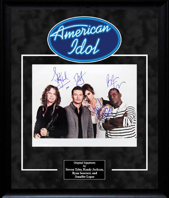 American Idol – Cast Signed Photo