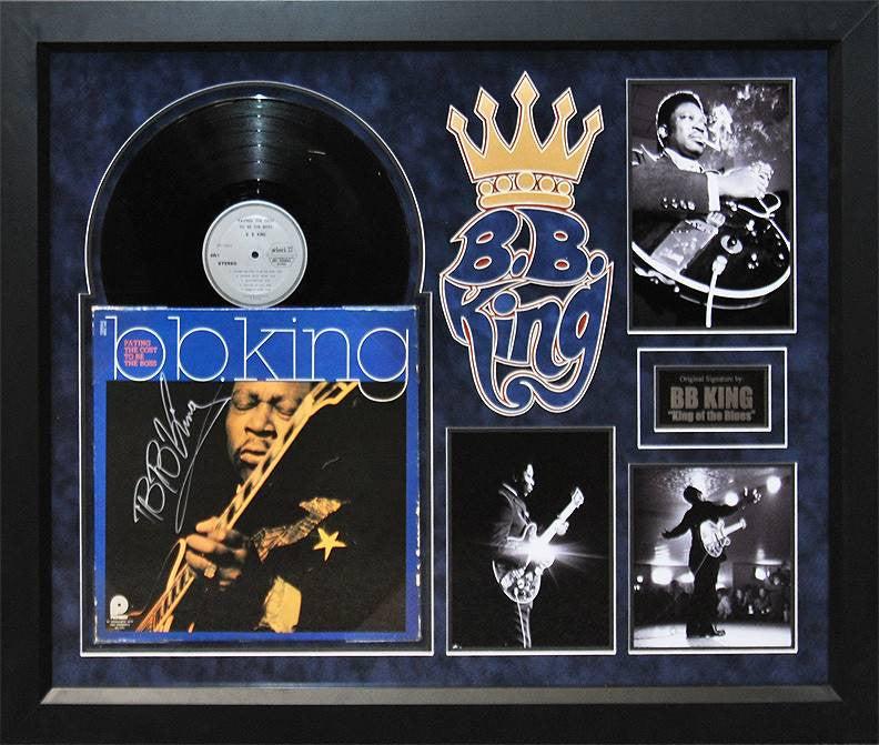 B.B. King - Paying the Cost...LP