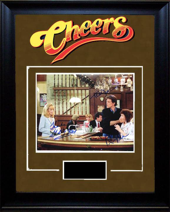 Cheers – Cast Signed Photo