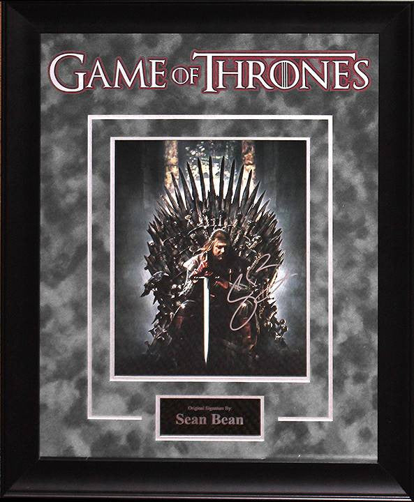 """Game of Thrones"" Signed 8x10 Photo"