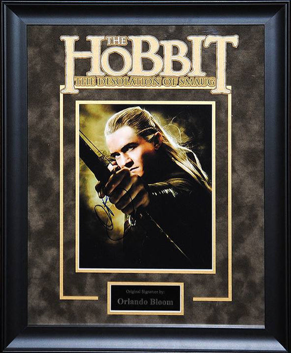"""Hobbit: The Desolation of Smaug"" Signed 8x10"