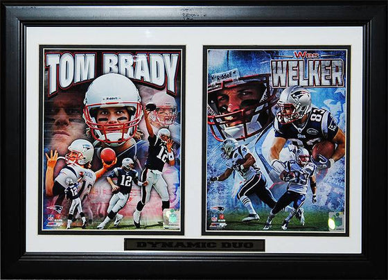 New England Patriots – Tom Brady/Wes Welker