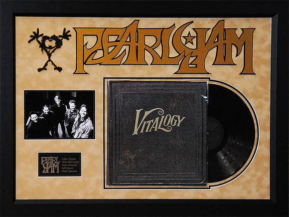 """Pearl Jam"" Vitalogy LP"
