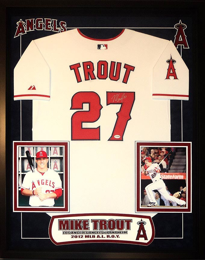 Anaheim Angels - Mike Trout