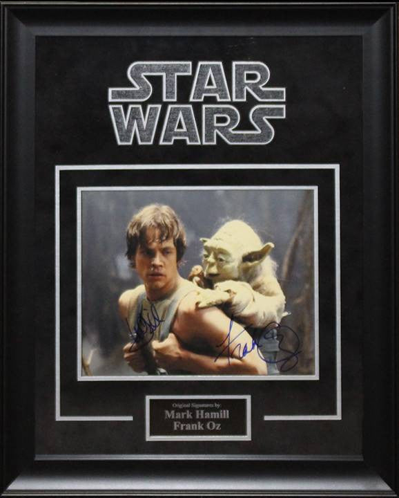 """Star Wars"" Signed  8x10 Photo"