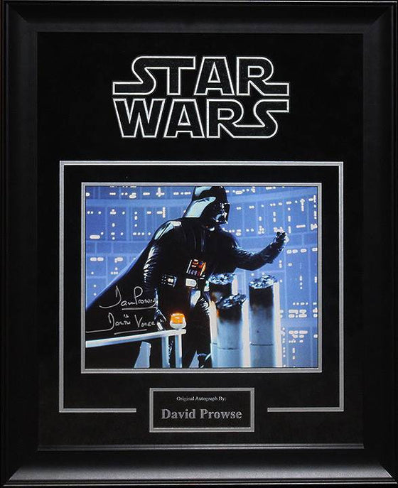 """Star Wars: Empire Stikes Back"" Signed 8x10"