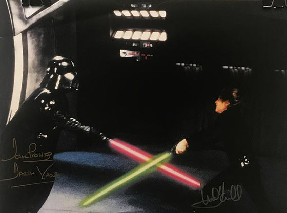"""Star Wars: Return of the Jedi"" - Signed 16x20 Photo (Unframed)"