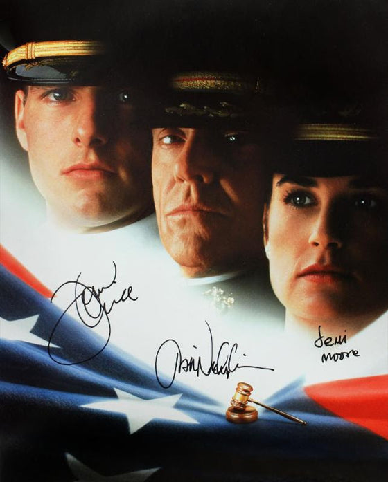 """A Few Good Men"" - Cast signed 16x20 Photo (Unframed)"