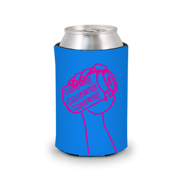 CAN BLUE KOOZIE