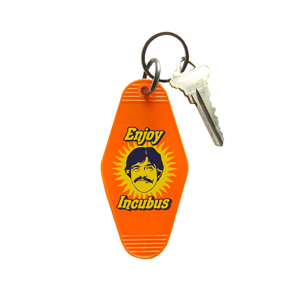 Chuck Motel Key Chain