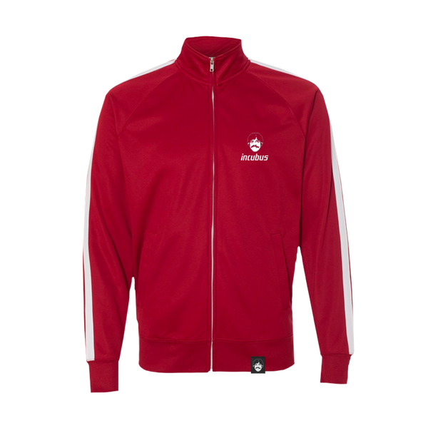 Chuck Red Track Jacket