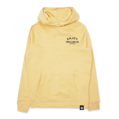 Responsibly Yellow Pullover Hoodie