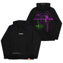 BRING YOU DOWN BLACK PULLOVER HOODIE