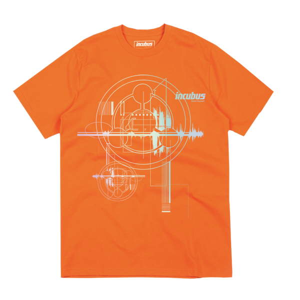 MAKE YOURSELF ORANGE T-SHIRT