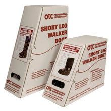 1793S / Low Top Short Leg Walker Boot / Inflatable