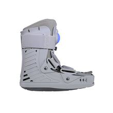 Right View of Inflatable Low Top Walker Boot
