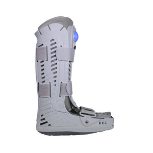 Right View of Inflatable High Top Walker Boot