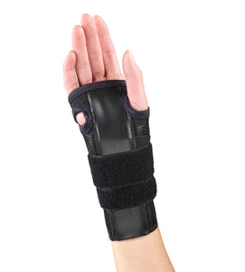 2351 / Elastic Cock-Up Wrist Splint / Reversible