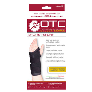 "2383 / Select Series 8"" Wrist Splint"