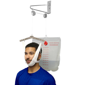 2501 / Over Door Head Halter Cervical Traction Kit