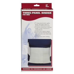 2509 / Three-Panel Binder for Men