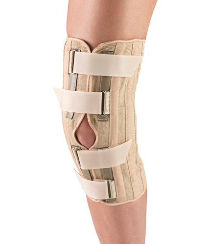 2545 / Knee Support - Condyle Pads, Front Opening