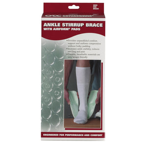 2092 / Ankle Stirrup Brace - Airform Pads