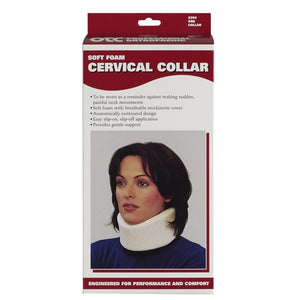 2396 / Foam Cervical Collar - Extra Firm