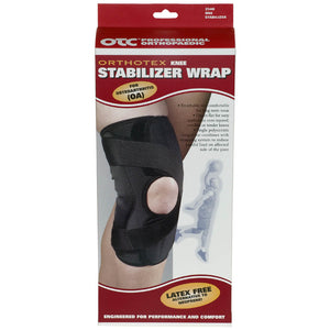 2540R / Orthotex Knee Stabilizer Wrap for OA, Right