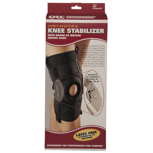 2548 / Orthotex Knee Stabilizer - Rom Hinged Bars