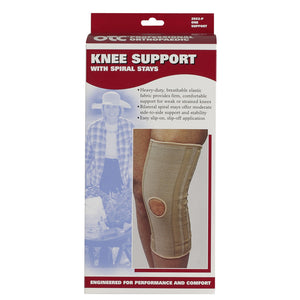 2553 / Knee Support - Spiral Stays