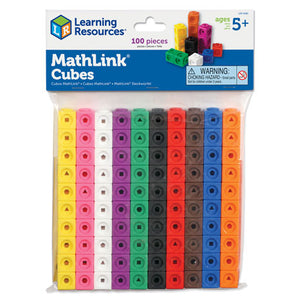 Mathlink® Cubes (Set of 100)