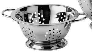 Stainless Steel Colander with Handles 18inch