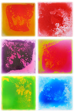Load image into Gallery viewer, Sensory Liquid Floor Tiles pk6